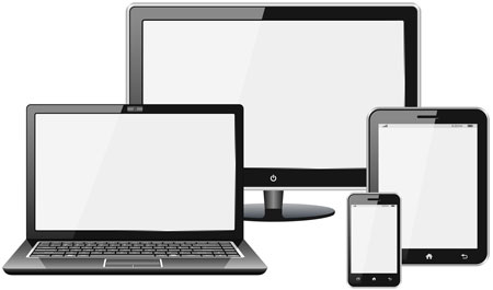 Resultado de imagen de logo movil, pc y tablet